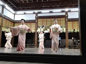 元禄花見踊3